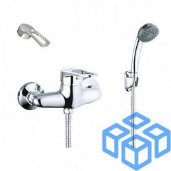 Змішувач душовий ZERIX LOP-B